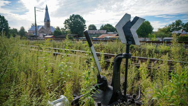 Латвийская железная дорога - Sputnik Latvija