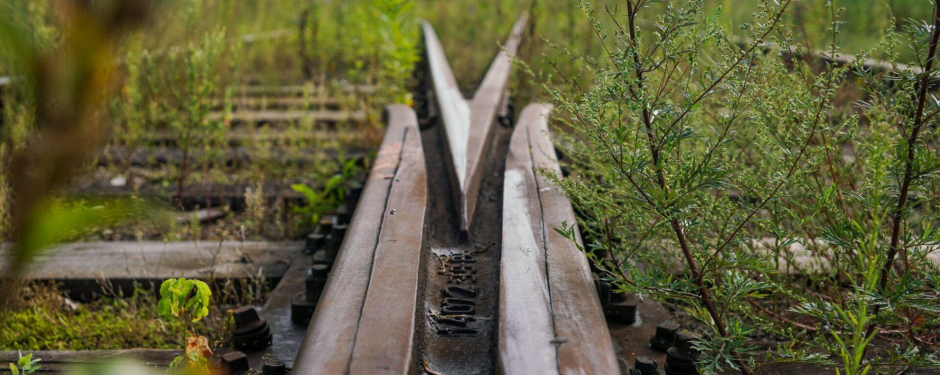 Железная дорога - Sputnik Latvija, 1920, 17.04.2021