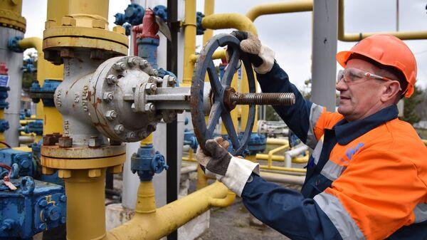 Gāzes ieguves uzņēmums - Sputnik Latvija