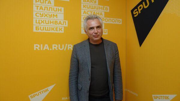 Первый заместитель декана факультета мировой экономики и мировой политики ВШЭ Игорь Ковалев - Sputnik Латвия