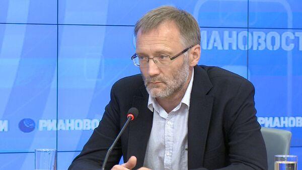 Политолог Сергей Михеев - Sputnik Латвия