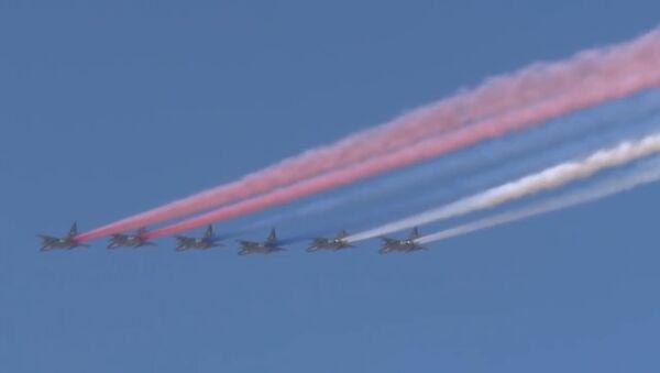 12 августа – День ВВС России - Sputnik Латвия