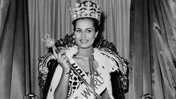Мисс мира 1962 года Катарина Лоддерс - Sputnik Латвия