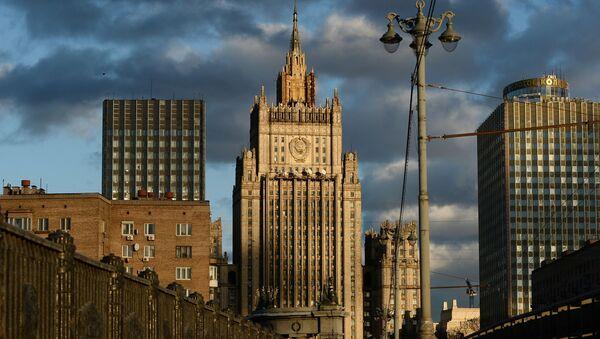 Министерство иностранных дел Российской Федерации - Sputnik Latvija