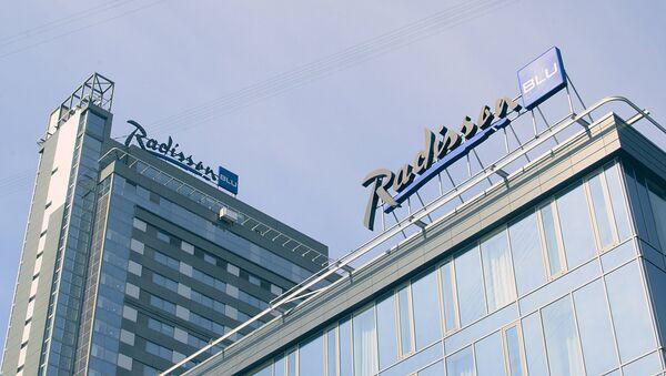 Отель Radisson в Риге - Sputnik Латвия