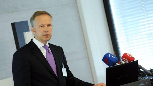 Президент Банка Латвии Илмарс Римшевичс - Sputnik Латвия