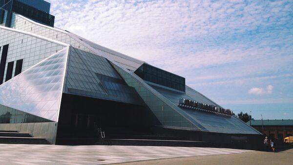 Gaismas pils.Foto no arhīva - Sputnik Latvija
