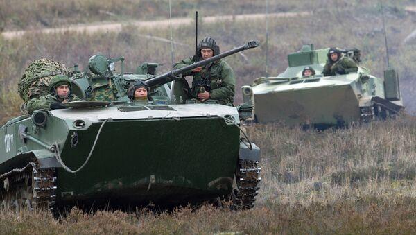 Летно-тактические учения ВДВ - Sputnik Latvija