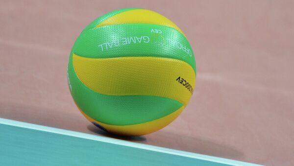 Волейбольный мяч. - Sputnik Latvija