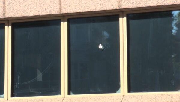 В Турции обстреляли посольство США - Sputnik Латвия