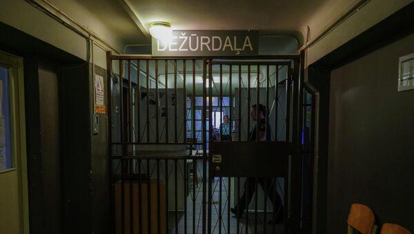 Latvijas Valsts policijas dežūrdaļa  - Sputnik Latvija