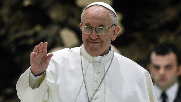 Папа Римский Франциск - Sputnik Латвия