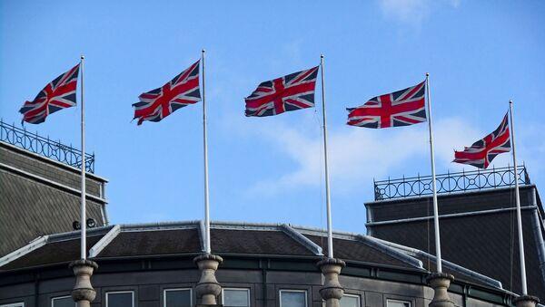 Trafalgara laukums. Londona. Foto no arhīva - Sputnik Latvija