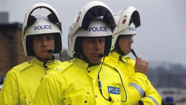 Лондонская полиция - Sputnik Латвия