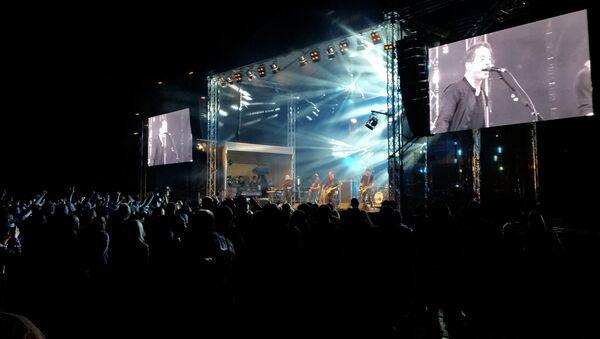 Фестиваль Рок-волна в Риге - Sputnik Латвия