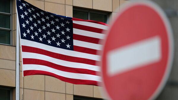 Флаг Соединенных Штатов Америки - Sputnik Latvija