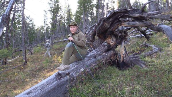 Президент России Владимир Путин провел выходные в сказочном лесу - Sputnik Latvija