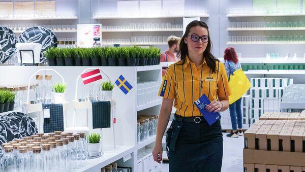 Открытие магазина IKEA в Риге - Sputnik Latvija