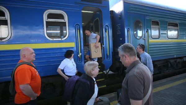 Vilciens - Sputnik Latvija