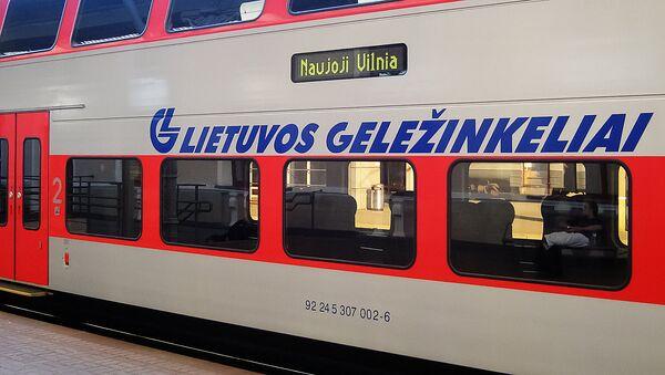 Литовские железные дороги - Sputnik Латвия
