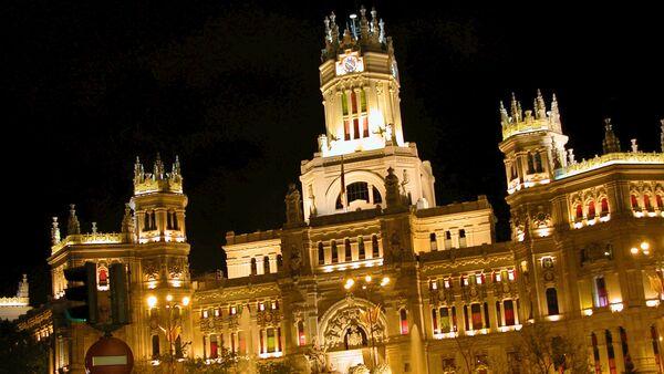 Мадрид, архивное фото - Sputnik Латвия