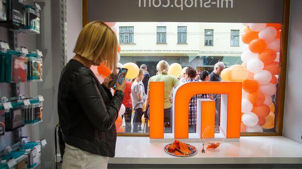 Открытие фирменного магазина Xiaomi в Риге - Sputnik Латвия
