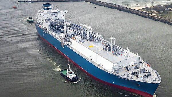 СПГ Klaipedos nafta - Sputnik Латвия