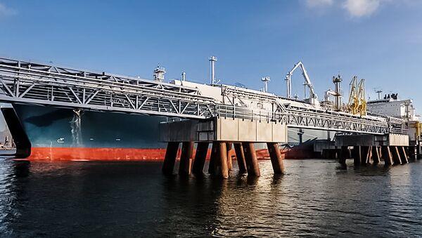 СПГ Klaipedos nafta - Sputnik Latvija