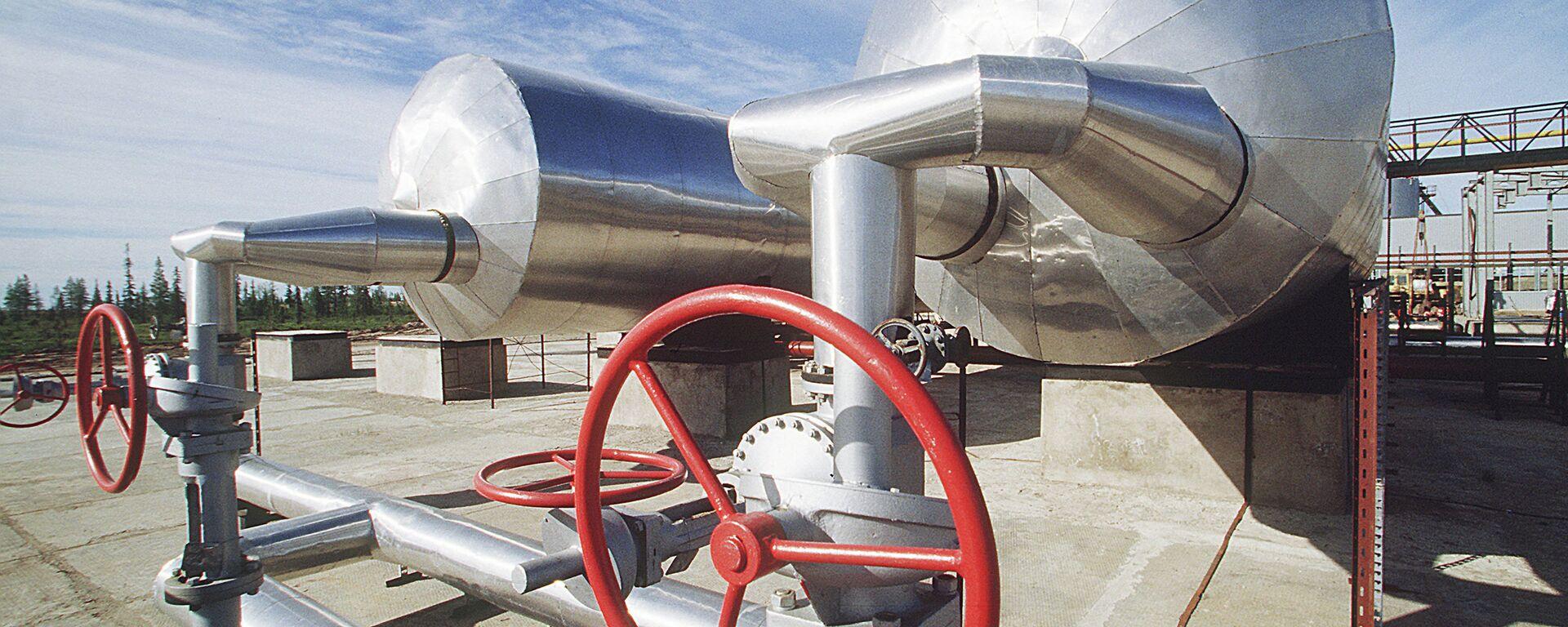 Naftas pārstrādes ierīce - Sputnik Latvija, 1920, 27.09.2021