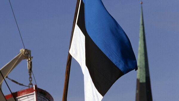 Igaunijas valsts karogs - Sputnik Latvija