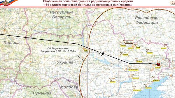 Минобороны привело доказательство того, что ракета, сбившая Боинг, принадлежала ВСУ - Sputnik Латвия