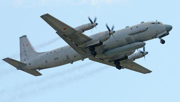 Il-20 lidmašīna. Foto no arhīva - Sputnik Latvija