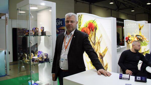 Янис Энделе, директор по маркетингу Karavela - Sputnik Латвия