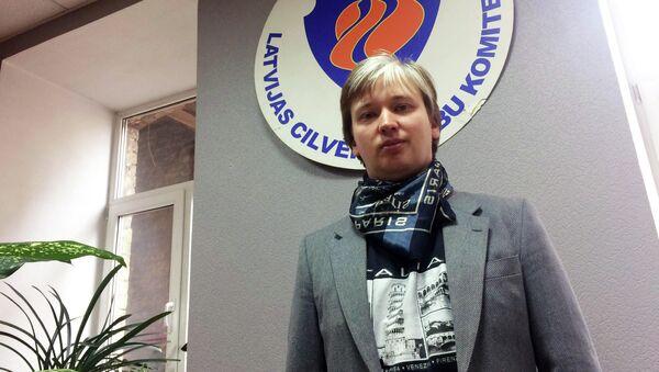 Александр Кузьмин - Sputnik Latvija
