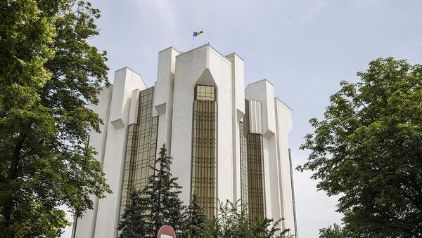 Moldovas prezidentu nams - Sputnik Latvija