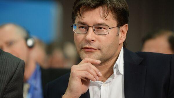 Генеральный директор Центра политической информации Алексей Мухин - Sputnik Латвия