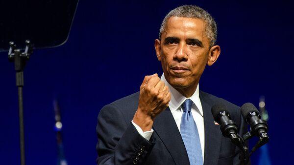 Obama. Foto no arhīva - Sputnik Latvija