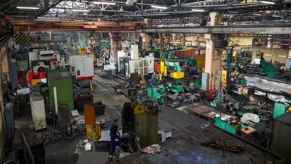 Машинное производство - Sputnik Латвия