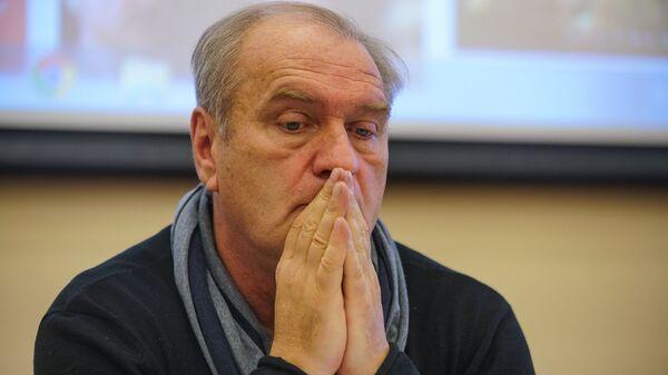 Встреча с российским актером Александром Балуевым в Риге - Sputnik Латвия