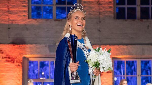 Мисс Финляндия — 2018 Алина Воронкова - Sputnik Латвия