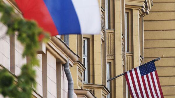 США приостанавливают выдачу неиммиграционных виз в России - Sputnik Latvija