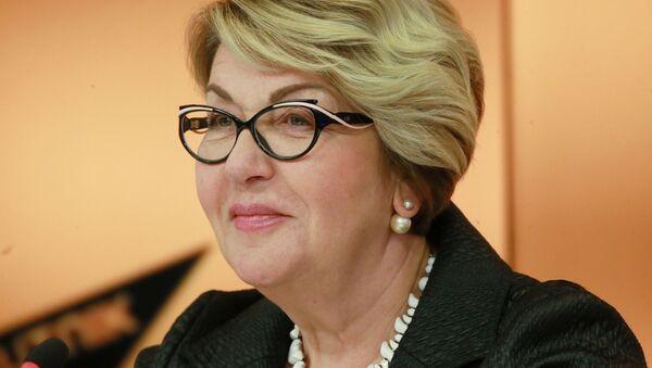 Элеонора Митрофанова - Sputnik Латвия