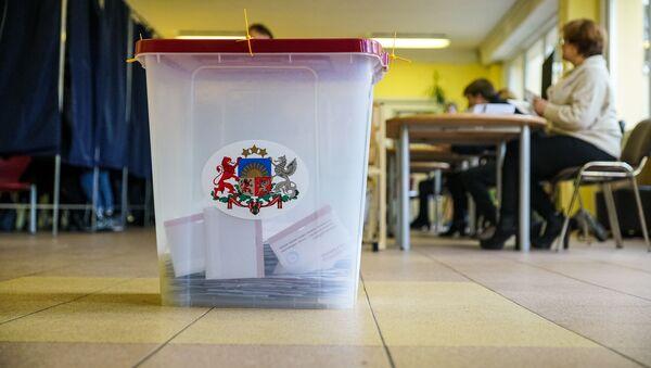 Урна для голосования - Sputnik Латвия