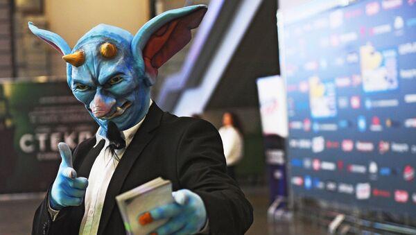 Выставка  Игромир и фестиваль Comic Con Russia - Sputnik Латвия