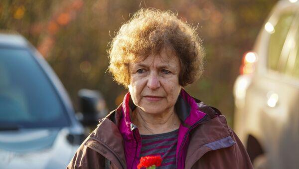 Татьяна Жданок, лидер Русского союза Латвии - Sputnik Latvija