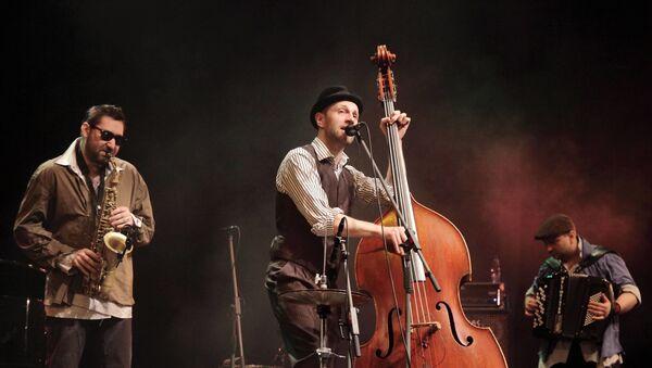 Группа Billy's band - Sputnik Латвия