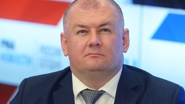Руководитель Правозащитного центра Всемирного русского народного собора Роман Силантьев - Sputnik Латвия