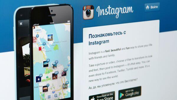 Логотипы социальных сетей - Sputnik Латвия