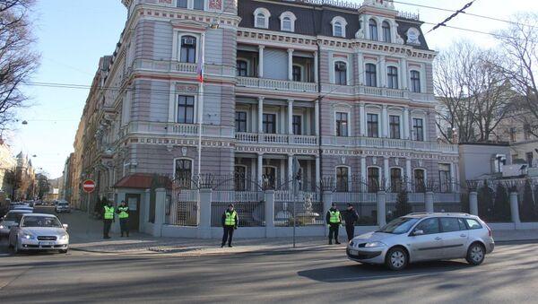Посольство России в Латвии - Sputnik Латвия