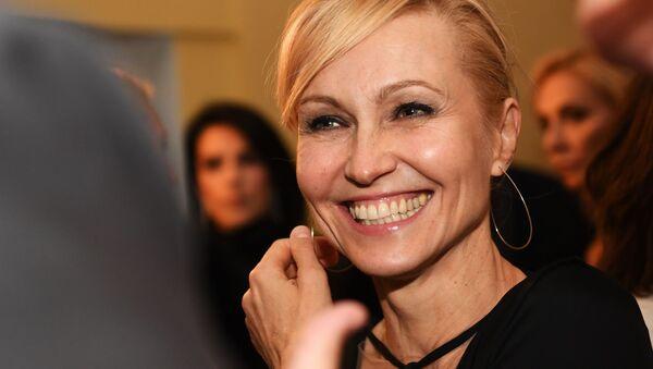 Aktrise Ingeborga Dapkunaite - Sputnik Latvija